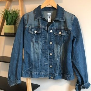 Gap Stretch ladies jean jacket Size S